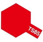 TAMIYA Tamiya : TS-85 BRIGHT MICA RED LACQUER