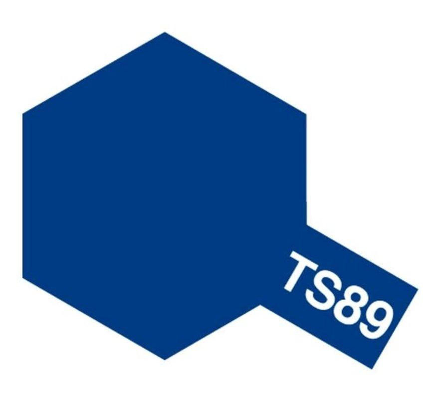Tamiya : TS-89 PEARL BLUE