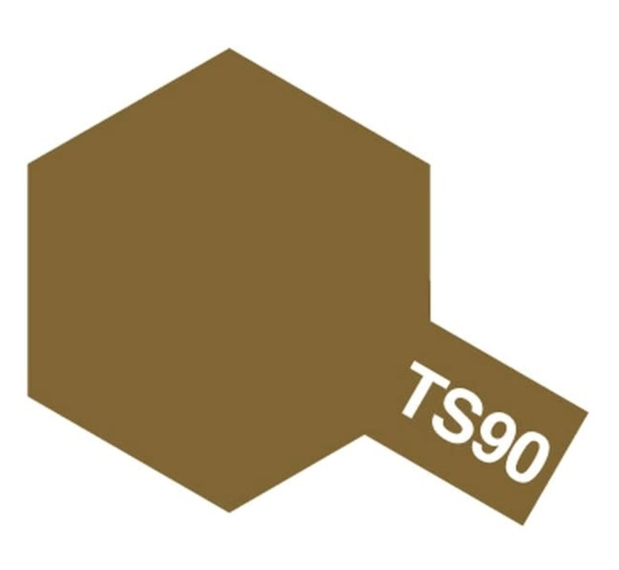 Tamiya : TS-90 BROWN (JGSDF)