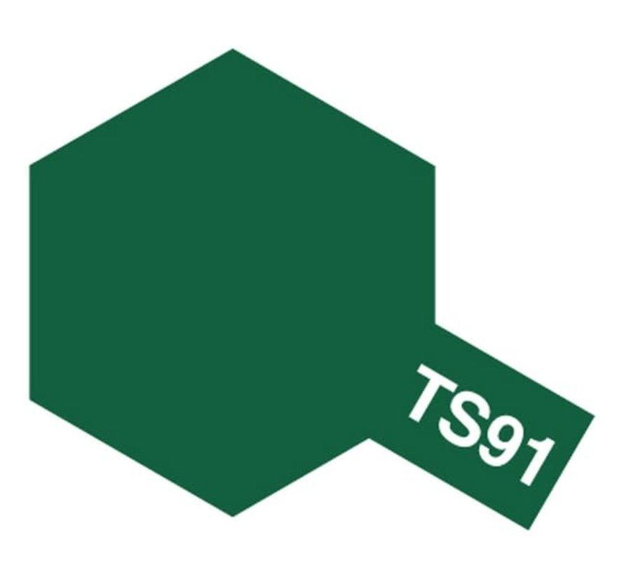 Tamiya : TS-91 DARK GREEN (JGSDF)