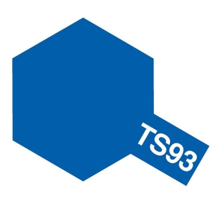 Tamiya : TS-93 PURE BLUE
