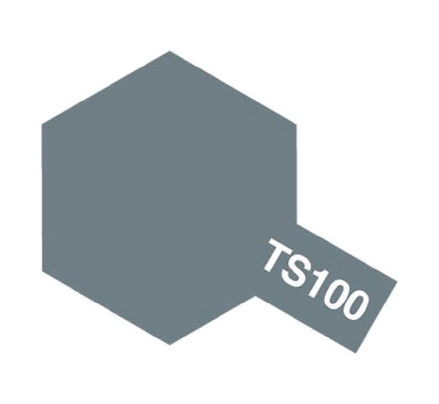 Tamiya : TS-100 SG BRIGHT GUN METAL