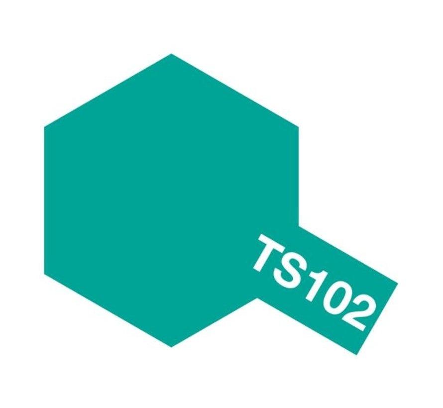 Tamiya : TS-102 COBALT GREEN