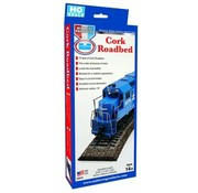 MIDWEST MID-3015-Midwest : HO  Roadbed (5 pcs)