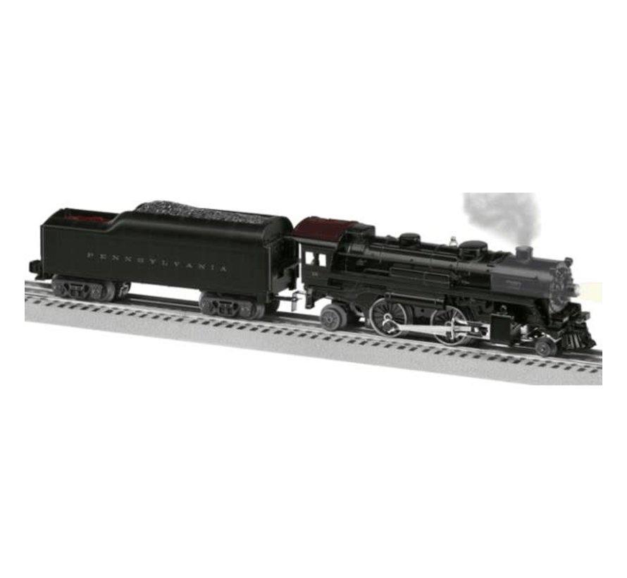 Lionel : O PRR LionChief 2-4-2 Steam  Loco