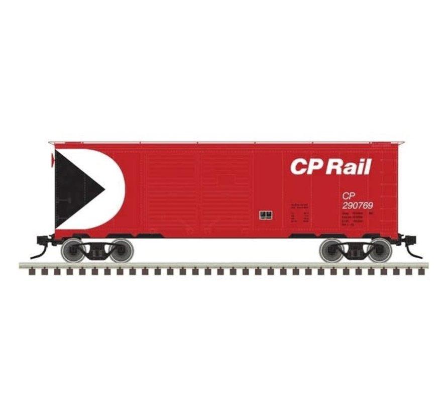 Atlas : O CP 40' AAR DD Box Car