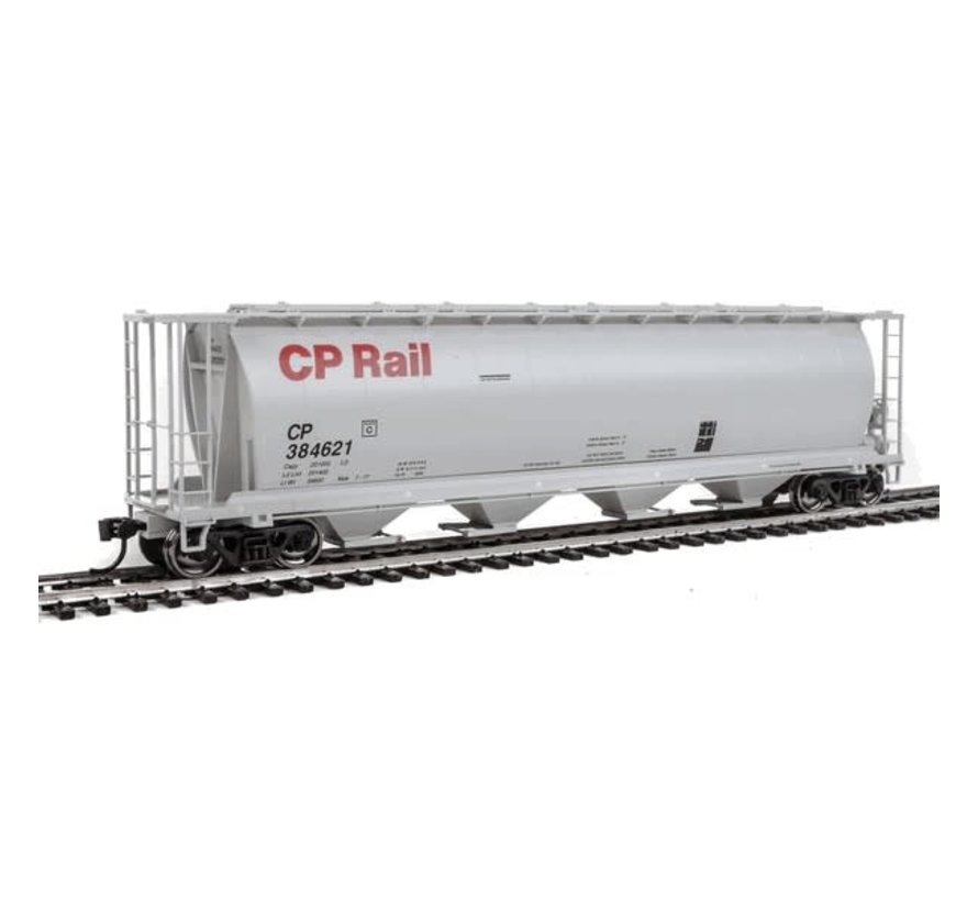 Walthers :  HO CP 59' Cyl  Hopper 384621