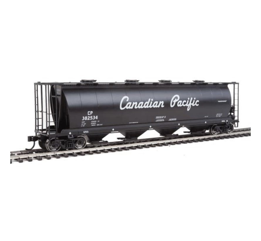 Walthers :  HO CP 59' Cyl  Hopper 382534