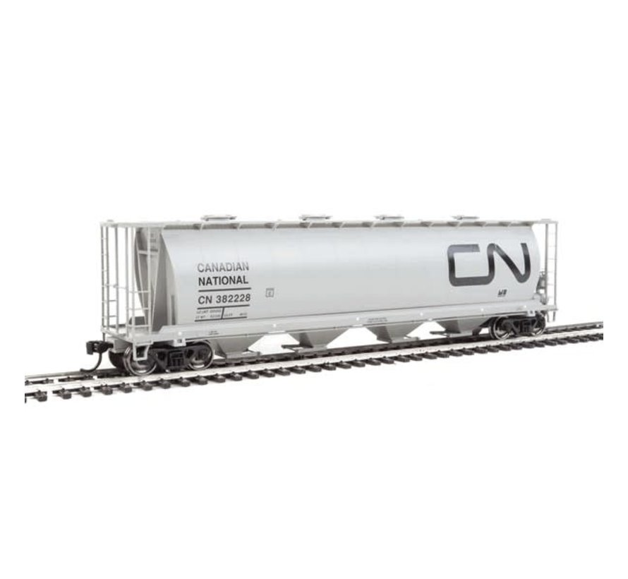 Walthers :  HO CN 59' Cyl  Hopper 382228