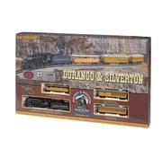 BACHMANN BAC-710- Bachmann : HO Durango & Silverton Steam Pass SET
