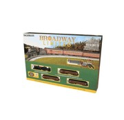 BACHMANN BAC-24026 - Bachmann : N  PRR Broadway Limited Steam SET