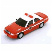 "CARRERA CAR-61141 - Carrera : Ford Crown Victoria ""Fire Chief"" – with flashing"