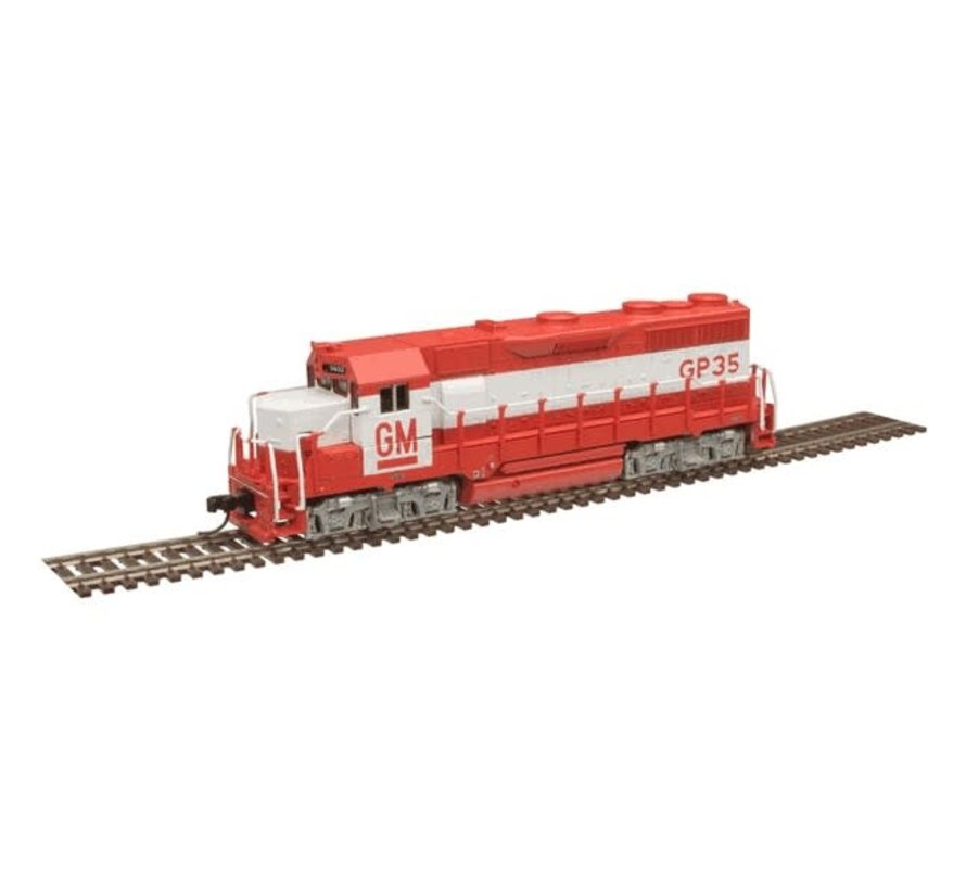 Atlas : N EMD Demo GP35 #5652 DC