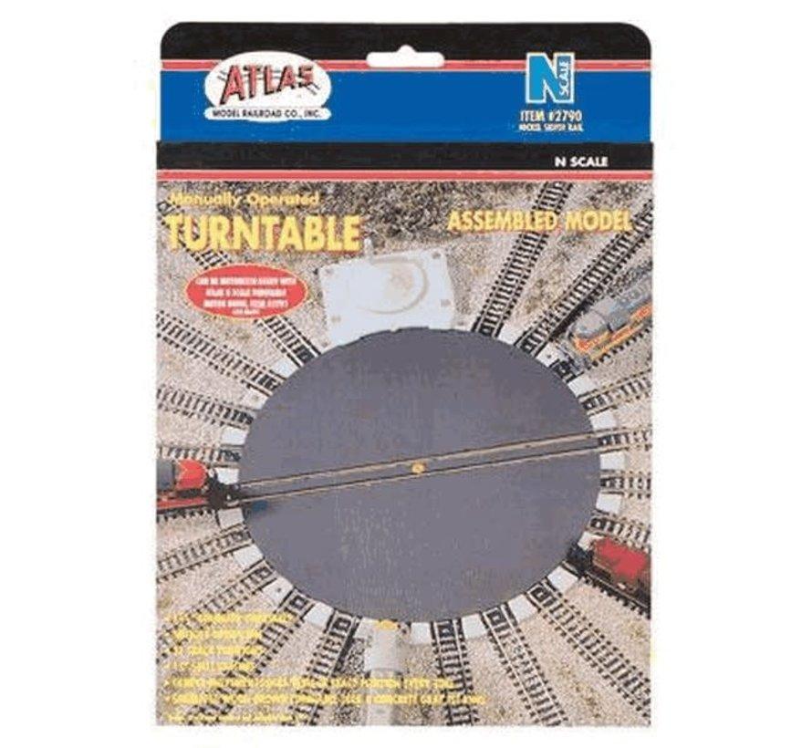 Atlas : N Turntable