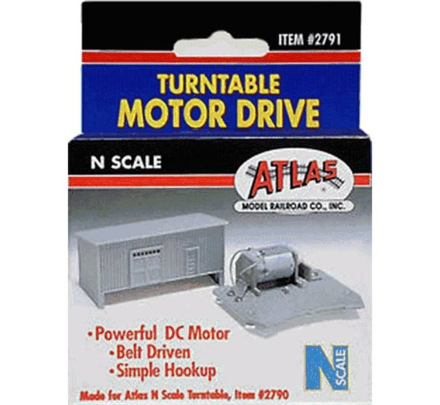 Atlas : N Turntable Motor