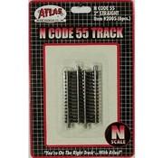 "ATLAS ATL-2005 - Atlas : N Code 55 2"" Straight (6pk)"