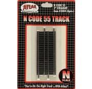 "ATLAS ATL-2004 - Atlas : N Code 55 3"" Straight (6pk)"