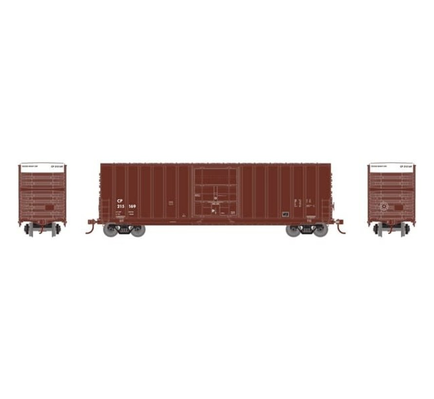 Athearn : HO CP 50' Hi-cube Box #215169