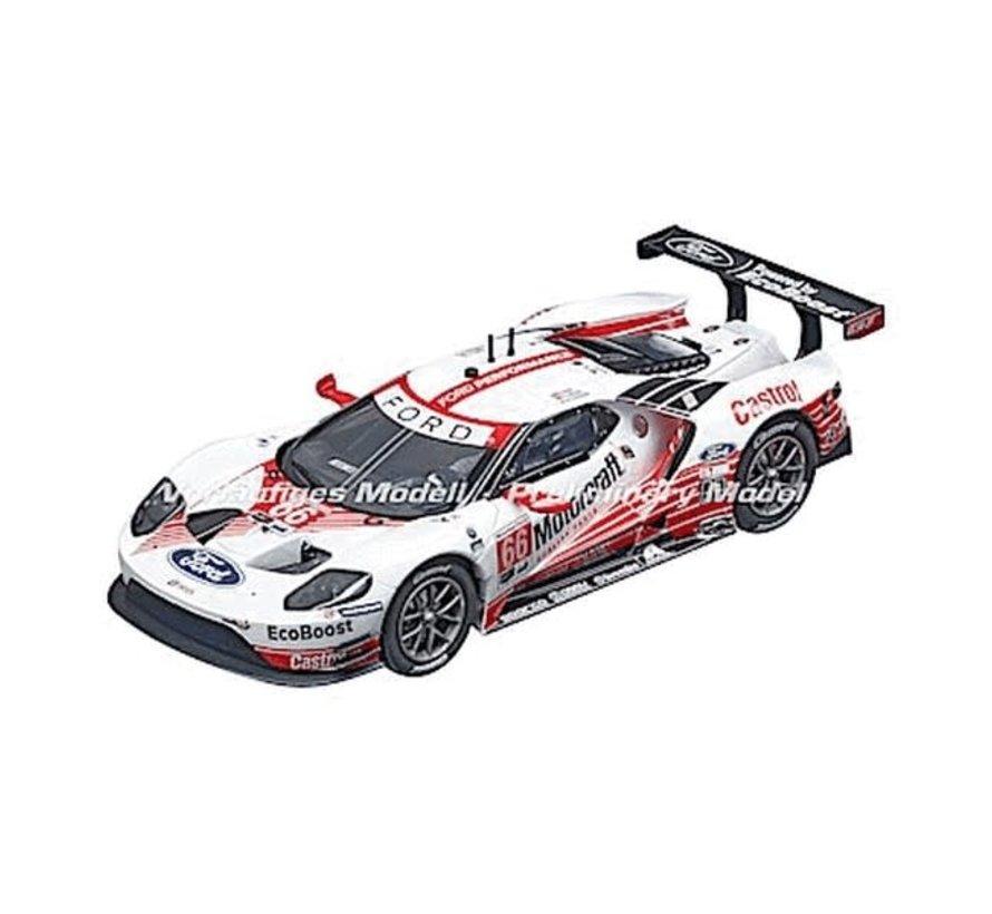 Carrera : DIG132 Ford GT Race Car No.66