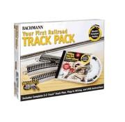 BACHMANN BAC-44596 - Bachmann : HO EZ Track NS WGH Track Pack