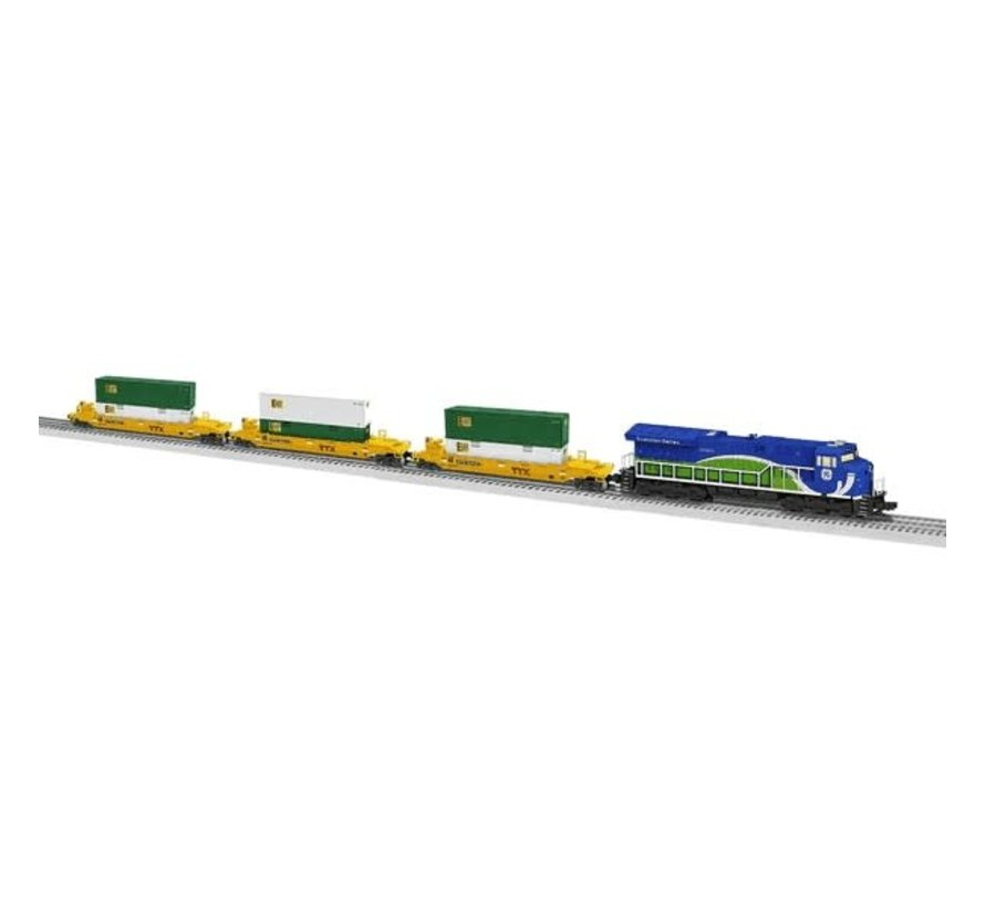 Lionel : O GE Tier 4 Diesel Freight SET LionChief