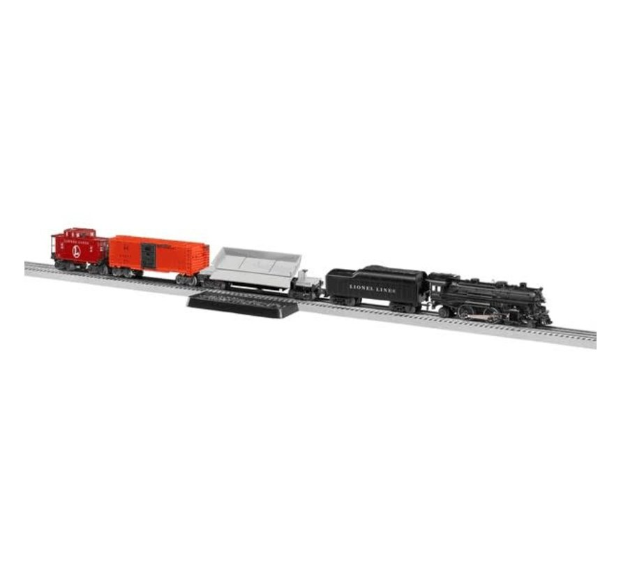 Lionel : O Lionel Lines Steam Set LionChief