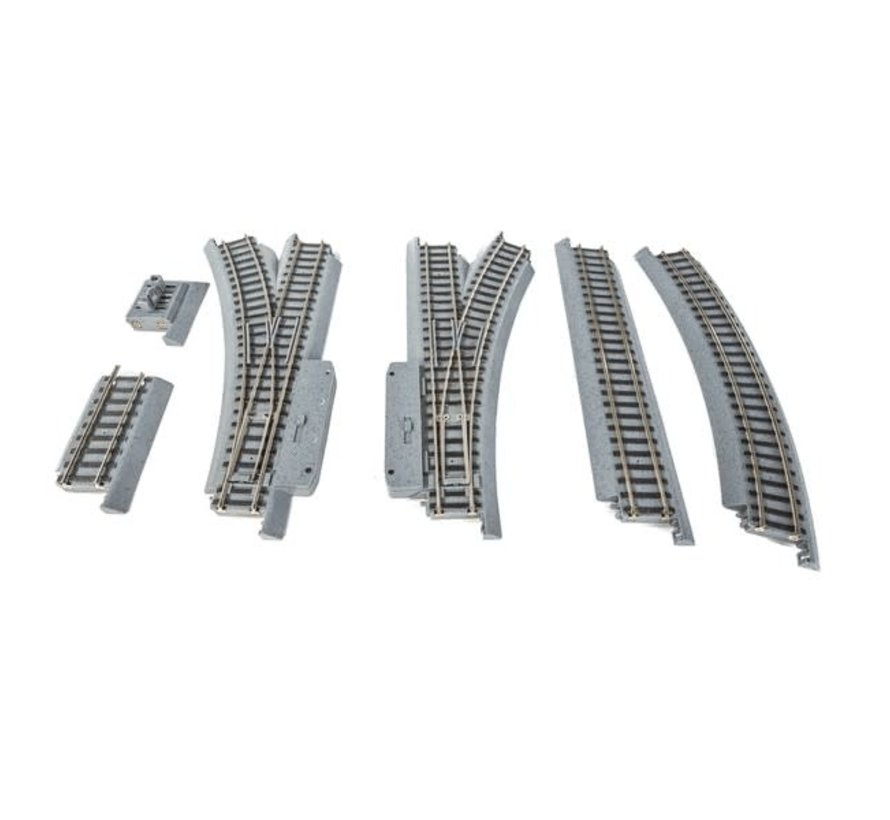 Walthers : HO Power-loc Track Expender Set