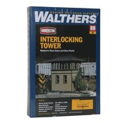 WALTHERS WALT-933-3071 - Walthers : HO Interlocking Tower Kit