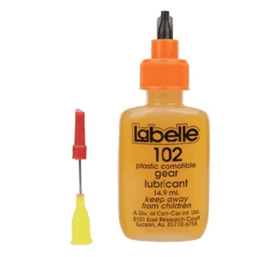 Labelle : Gear Lube Plastic PTFE