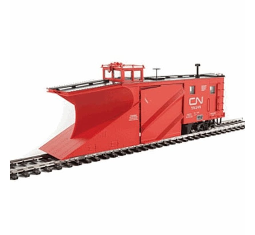 Walthers : HO CN Russel SnowPlow #55245