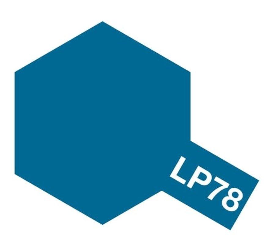 LP-78 FLAT BLUE