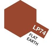 TAMIYA LP-74 FLAT EARTH