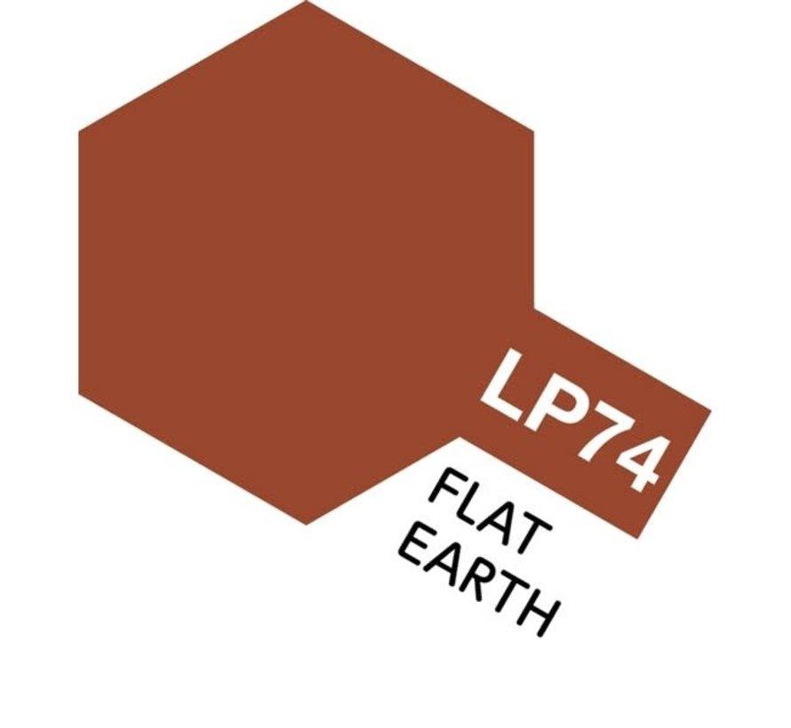 LP-74 FLAT EARTH
