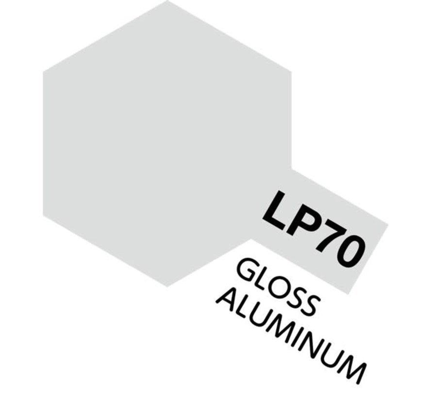 LP-70 GLOSS ALUMINUM