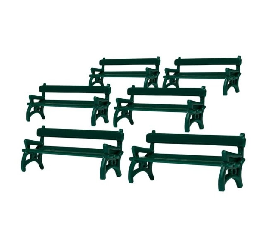 Lionel : O Benches (6pk)
