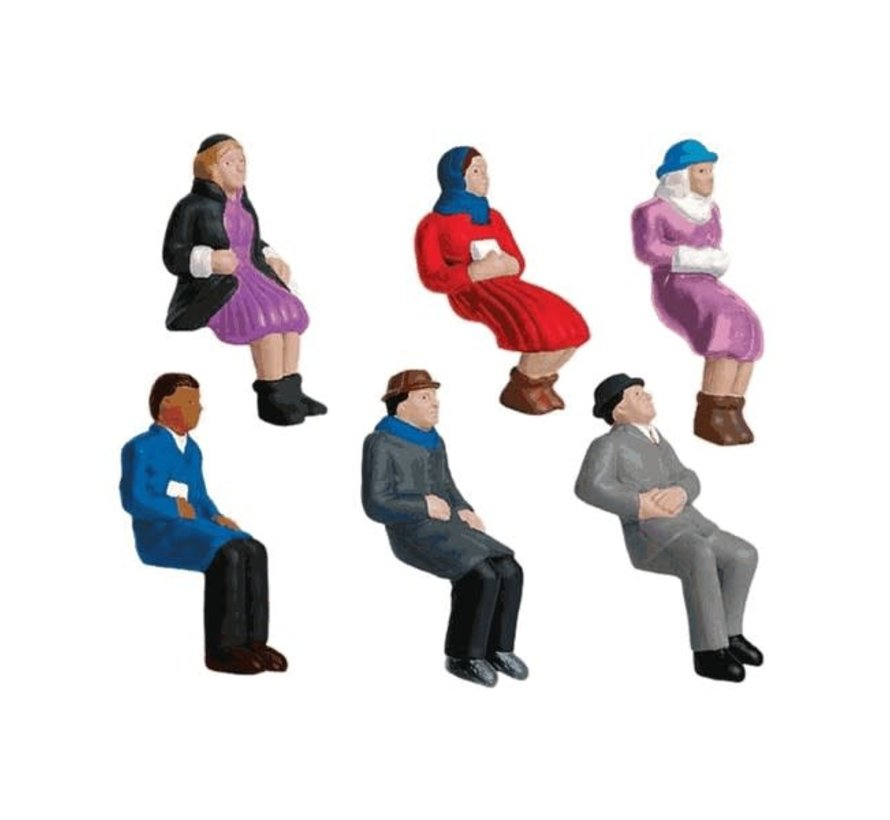 Lionel : O Sitting People (6pk)