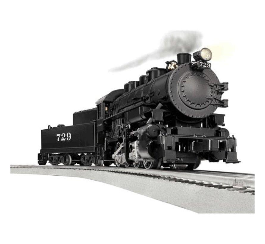 Lionel : O Santa Fe 0-8-8 Steam LionChief