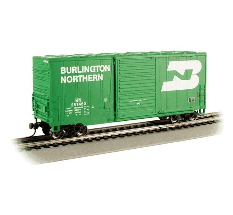 Bachmann : HO BN Hi-Cube Boxcar