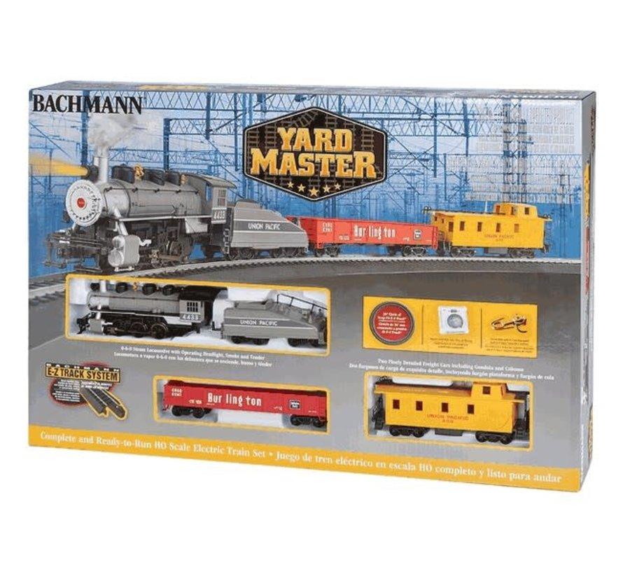Bachmann : HO UP Yardmaster Set