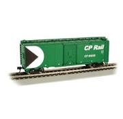 BACHMANN BAC-16004 - Bachmann : HO 40' PS-1 Boxcar CP Rail #60026/grn