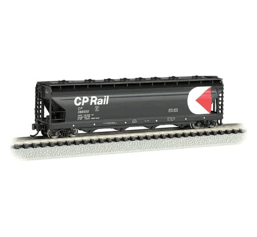 Bachmann : HO 56' ACF Cvd.Hopper CP RAIL #388511