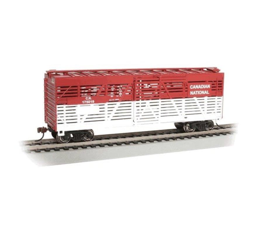 Bachmann : HO 40' Stock Car CN