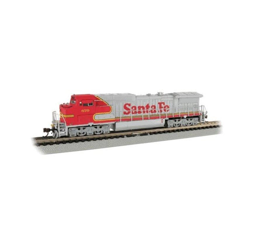 BAC-67352 - Bachmann : N C40-8W Diesel SF #879/DCC Sound