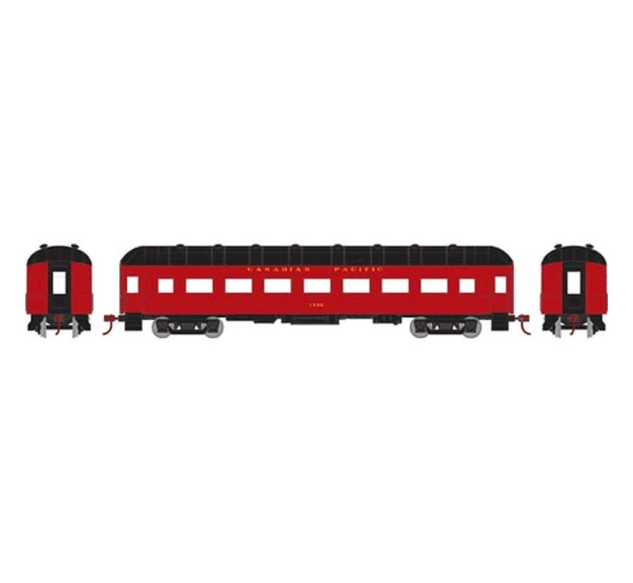 Athearn : HO CP Arch Roof Coach
