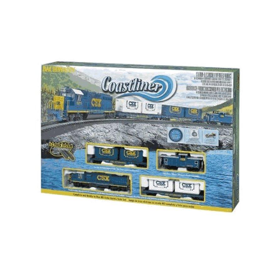 Bachmann : HO Coastliner SET