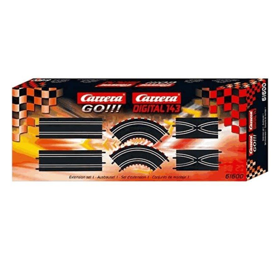 Carrera : GO Extension Set