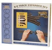 BACHMANN BAC-44494 - Bachmann : HO EZ Track steel Layout Expendar (noir)