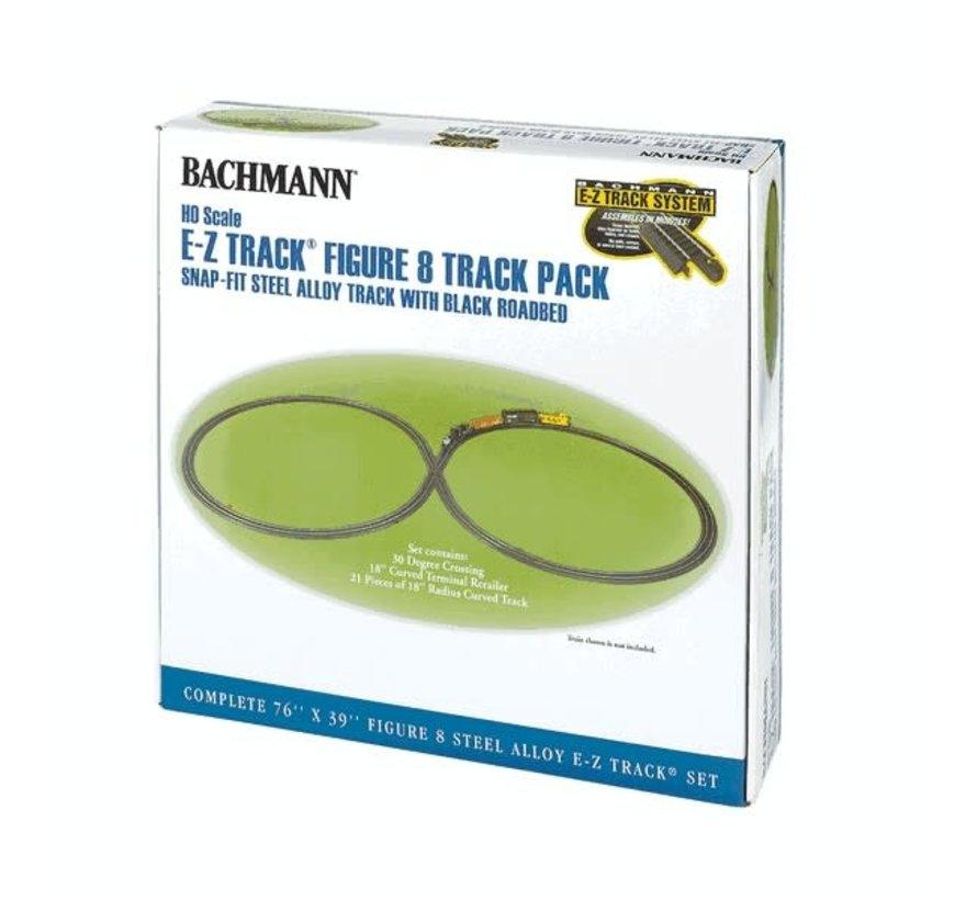 Bachmann : HO EZ Track Steel Figure 8