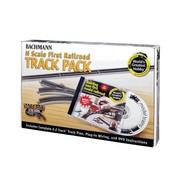 BACHMANN Bachmann : N Worlds Greates Hobby Track Kit