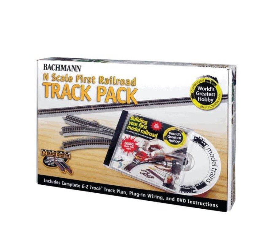 Bachmann : N Worlds Greates Hobby Track Kit
